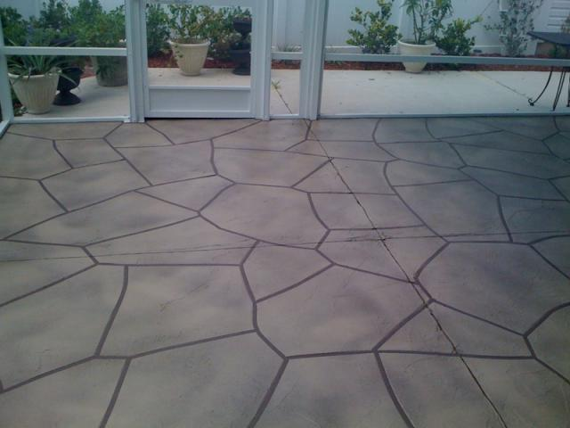 Image gallery lanai flooring for Lanai flooring options