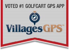 Villages Golf Cart Man