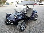 Dune Buggy Golf Carts