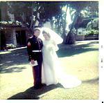 Joe and Fran our wedding 2