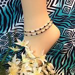 "Anklets by ""Ankle Bling"""