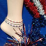 """Anklets by """"Ankle Bling"""""""