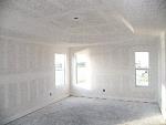 House being built 9/10 - week 4