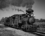 """The Orange Blossom Cannonball steam train. This picture won first place in the """"Planes, Trains & Aurtomobiles"""" category in the 2013 Daily Sun photo..."""